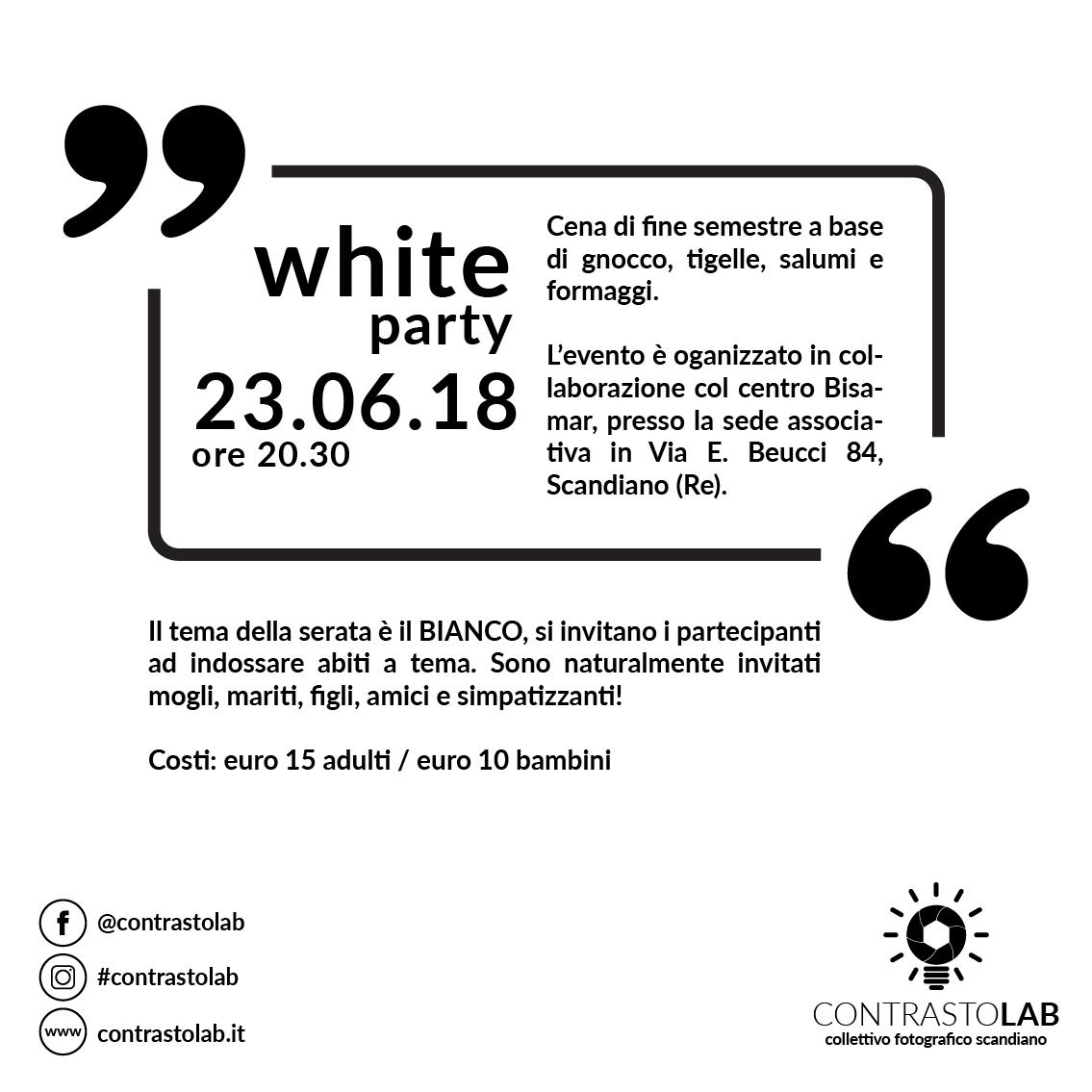 2018 06 White Party