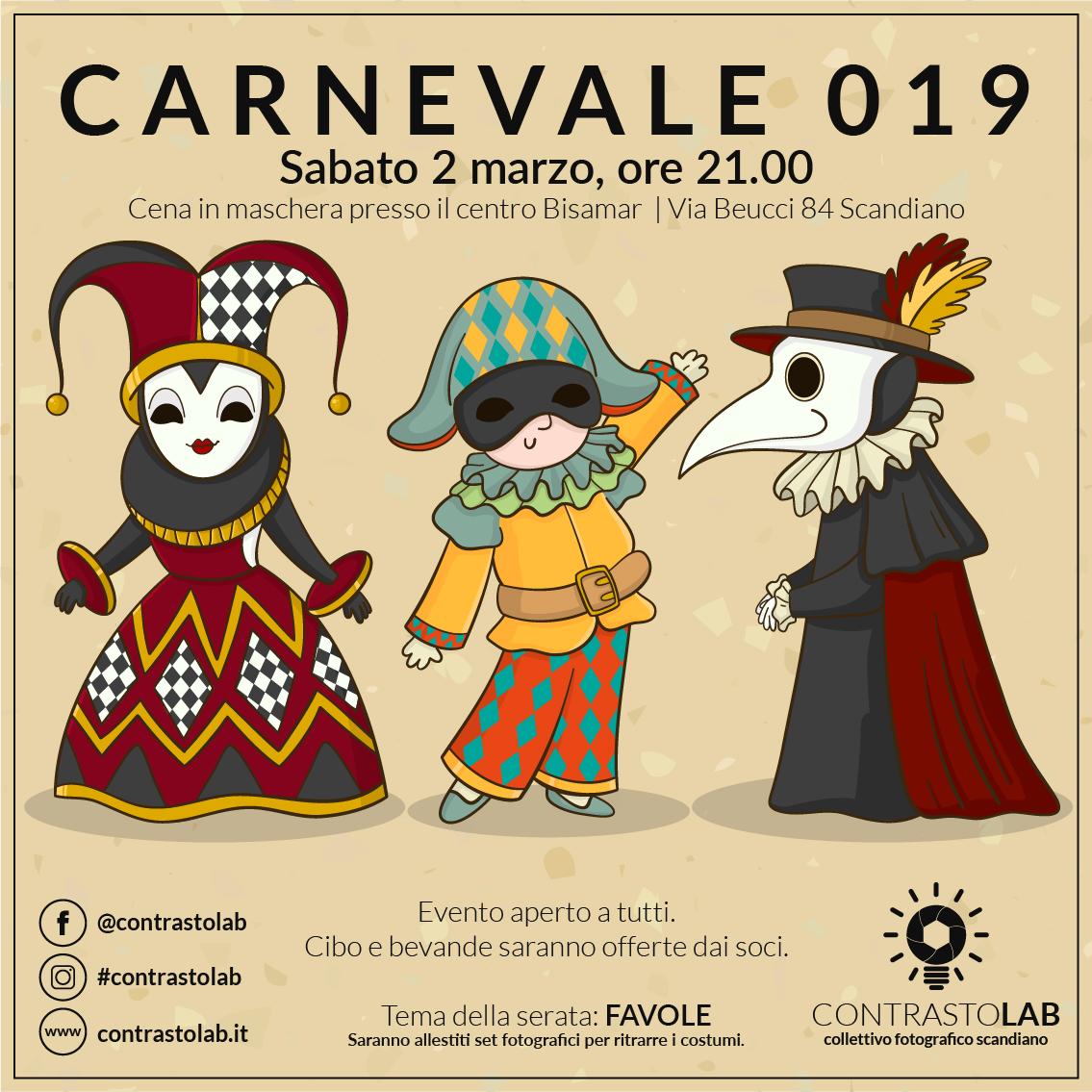 2019 03 Carnevale