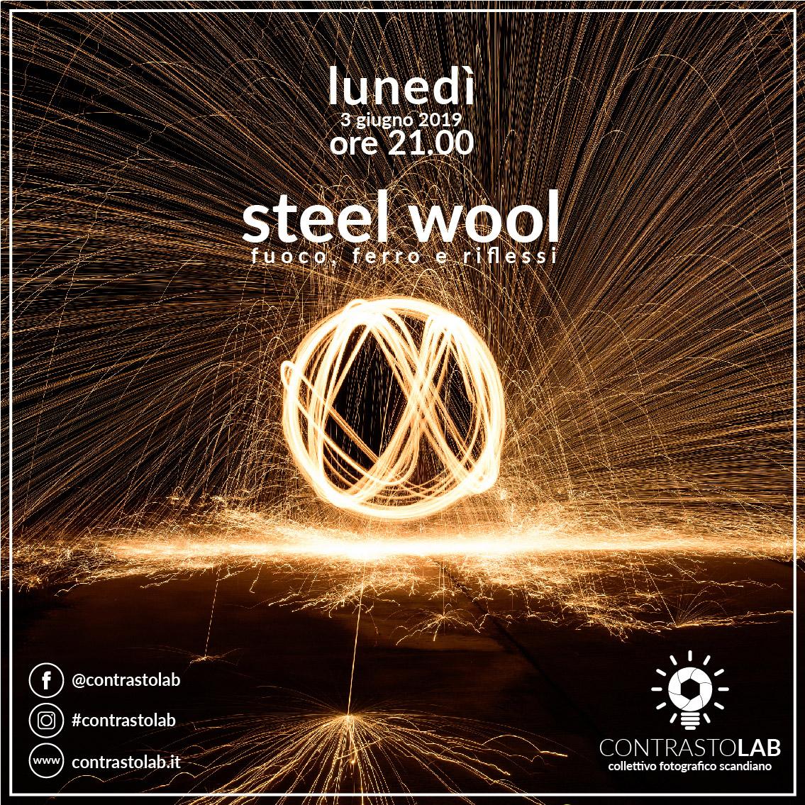 2018 05 Steel Wool